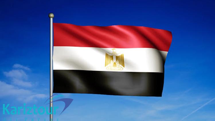پرچم-کشورها-مصر-ایران-کاریز
