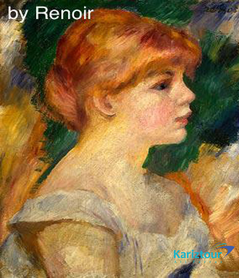 نقاشان-فرانسه-سوزان ولدن