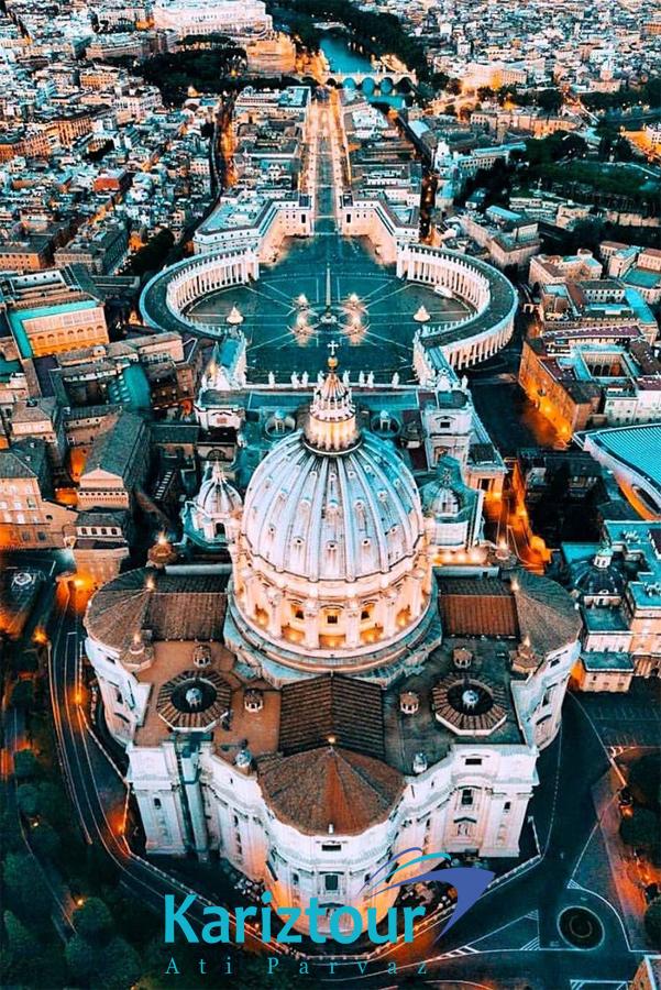 تور-ایتالیا-رم-واتیکان-کاریز