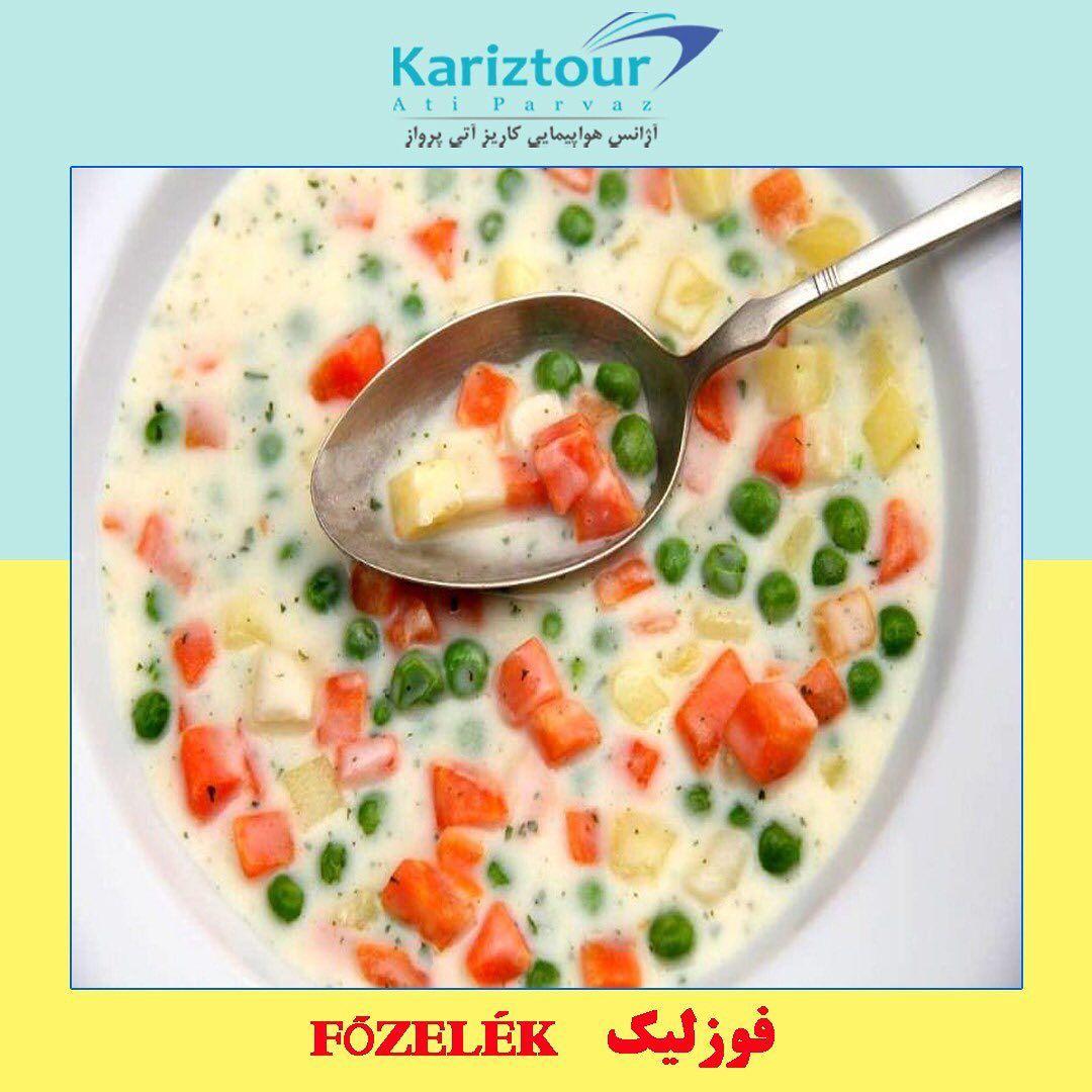 غذا-های-معروف-مجارستان-کاریز